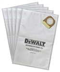 Dewalt DCV9402 Fleece Bag For Dcv585/Dcv586 5 Pk