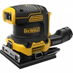 DeWalt DCW200B 20V MAX XR Brushless Cordless 1/4 Sheet Variable Speed Sander
