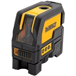 DeWalt DW0822 Cross Line and Plumb Spots Laser