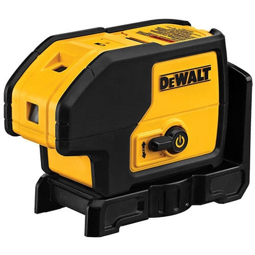 DeWalt DW083K 3 Beam Laser Pointer