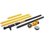 DW0882 Laser Mounting Pole by Dewalt Accessories