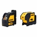 DeWalt DW0883CG Green Line and Spot Laser Combo Kit