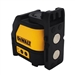 Dewalt DW088CG Green Cross Line Laser Level