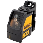 DeWalt DW088K Cross Line Laser, Horizontal and Vertical