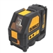 DeWalt DW088LR 12V Red Cross Line Laser