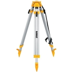 Dewalt DW090PK - Dewalt 20X Builders Level Package - Includes Tripod, Grade Rod, Plumb Bob, Kit Box