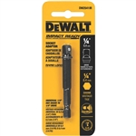 DW2541IR 1/4-Inch Hex To 1/4-Inch Square Impact Ready Socket Adaptor by Dewalt