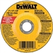 "DeWalt DW4523 4-1/2"" x 1/4"" x 5/8""-11 General Purpose Metal Grinding Wheel (10 Pack )"