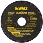 "Dewalt Dw4712 7"" High Performance Abrasive Blade"