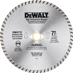 "Dewalt DW4712B3 7"" High Performance 3 Pk"