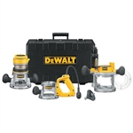 DeWalt DW618B3 Router Kit
