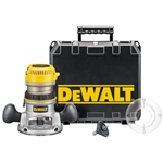 DeWalt DW618K Fixed Base Router Kit