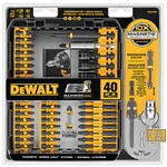 DeWalt DWA2T40IR Impact READY FlexTorq 40 pc. Screwdriving Set