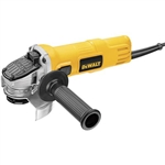 "Dewalt 4-1/2""  Small Angle Grinder with One Touch - DWE4011"