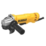 "DWE402N 4-1/2"" (115mm) Small Angle Grinder with No Lock-On by Dewalt Tool"