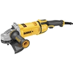 "Dewalt DWE4599N - Dewalt 9"" 6,500 4.7 HP Angle Grinder No lock on"