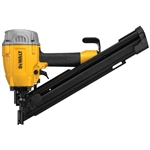 DeWalt DWF83PT 30 Degree Paper Tape Collated Framing Nailer