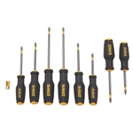 DeWalt DWHT62058 MAX FIT 8PC SCREWDRIVER SET