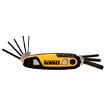 Dewalt DWHT70263M Folding Locking Hex Key (SAE)