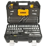 DWMT73802 142 Piece Mechanics Tools Set by Dewalt Tools