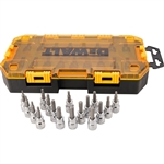 DWMT73806 17 Piece 3/8'' Drive Bit Socket Set by Dewalt Tools
