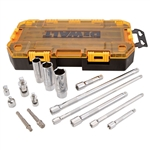 DWMT73807 15 Piece Accessory Tool Kit by Dewalt Tools