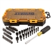 "DWMT73808 70 Piece 1/4"" Multi-Bit & Nut Driver Set by Dewalt Tools"