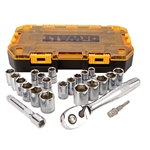 "DWMT73813 23 Piece 1/2"" Drive Socket Set by Dewalt Tools"