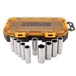 "DWMT73815 10 Piece 1/2"" Drive Deep Socket Set by Dewalt Tools"
