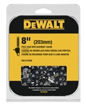DeWalt DWO1DT608 8in Replacement Chain for Cordless 20V MAX* Pole Saw (DCPS620)
