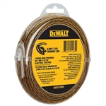 DeWalt DWO1DT801 .080 in. x 50 ft. Trimmer Line