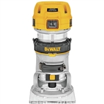 DeWalt DWP611 1.25 HP  Variable Speed Compact Router w/LED's