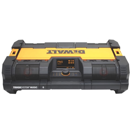Dewalt DWST08810 ToughSystem� Music and Charger