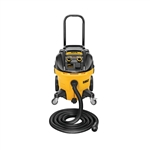 DWV012 10 Gallon Wet/Dry HEPA Dust Extractor by DeWalt
