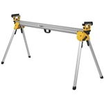 Dewalt DWX723 Heavy Duty Miter Saw Stand Universal design works with all brands of miter saws