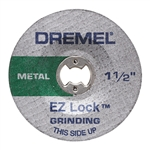EZ541GR EZ Lock Grinding Wheel (2 pcs.) by Dremal Accessories