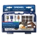 EZ686-01 EZ Lock Sanding & Grinding Kit by Dremal Accessories