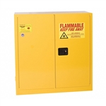 Eagle 1932X 30 Gal. Manual Safety 44 in. Flammable Cabinet