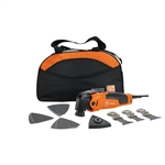 FEIN Multimaster Oscillating Multi-tool with Soft Bag and Start Accessory Package