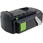 Festool 498339  Replacement Battery, 12v 3.0Ah Lithium Ion-Cordless Drills : Batteries and Chargers