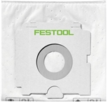 Festool 500438 Filter Bag 5 Pack for use with Festool Dust Extractor Vacuums