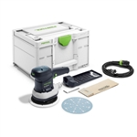 Festool 576088  ETS 150/5 EQ 150mm 6 in. Random Orbital Sander w/ Systainer³