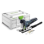Festool 576522 PSC 420 EB Cordless Carvex Jigsaw BASIC w/ Systainer, Tool Only