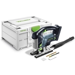 Festool 576531 Cordless Carvex Jigsaw PSBC 420 EB BASIC w/ Systainer, Tool Only
