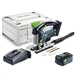 Festool 576535 Carvex PSBC 420 EB Cordless Jigsaw /w Systainer Bluetooth 4.0Ah Kit