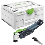 Festool 576589 Vecturo OSC 18 StarlockMax Cordless Multi-Tool BASIC w/ Systainer, Tool Only