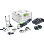 Festool 576590 Vecturo OSC 18 StarlockMax Cordless Multi-Tool SET 4.0Ah Kit /w Systainer