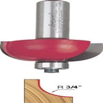 Freud Router Bits: 30-108 Cove Bit - Edge Treatment