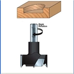 CB14070R, Industrial Carbide Tipped Hinge Boring Bit 14mm Right by Freud