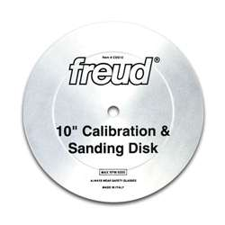 Freud CD010 10 CALIBRATION & SANDING DISK